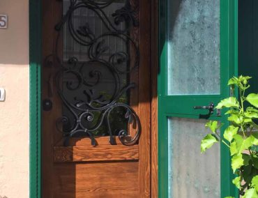 Portone blindato Miró